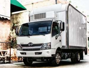 Reefer Truck Rentals