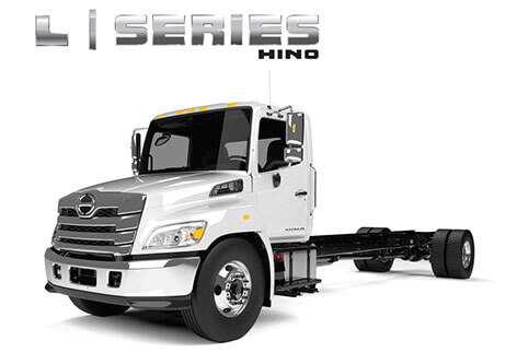 New Hino Trucks - L Series