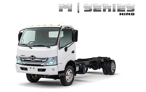 New Hino Trucks - M Series