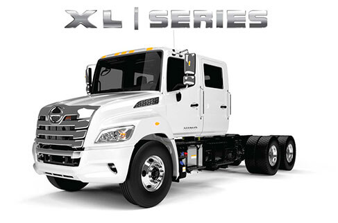 New Hino Trucks - XL Series